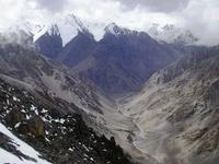 View From Chapchingal Pass