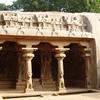 Entrance To Varaha Mandapa