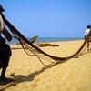 Wadduwa Beach Sri Lanka