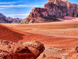 Wadi Rum Holiday Tour