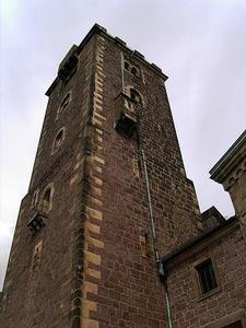 Wartburg Bergfried.