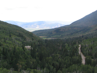 Wasatch Mountain State Park Campground