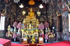 Inner Temple Of Wat Arun