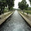Water Canal In Mughal Garden Verinag