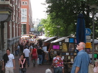 Waterloo Square Flea Market