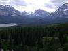 Way To Pumpkin Glacier Montana USA