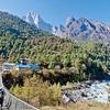 Welcome To Phakding - Nepal Himalayas