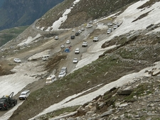 Welcome To Rohtang Pass - Lahaul & Spiti HP