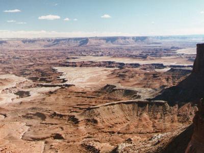 White Rim Canyonlands National Park