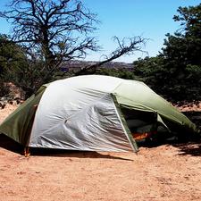 Willow Flat Campground - Canyonland - Utah - USA