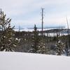 Wolf Lake Cut-off Trail - Yellowstone - USA