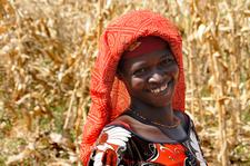 Woman In Benin