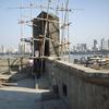 Worli Fort Under Repair