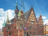 Rynek Główny (Main Town Square)