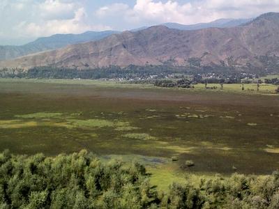 Wular Lake  Jammu And Kashmir