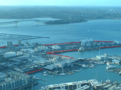 Western  Reclamation  In  Auckland