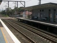 Woonona Railway Station