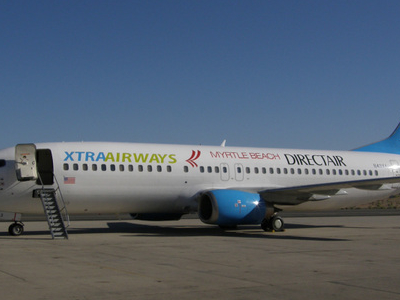 Direct Air Airplane