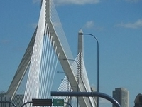 Leonard P Zakim Bunker Hill Memorial Bridge