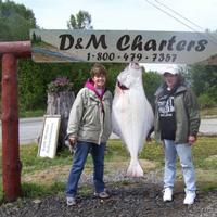 D & M Charters Rv Park & Cabins