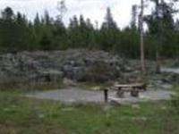 Targhee Riverside Campground
