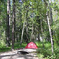 Apgar Campground