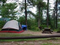 White Ledge Campground