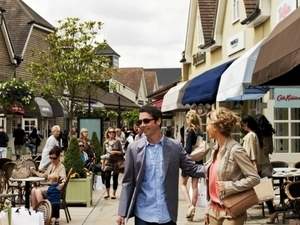 Bicester Village Shopping Day Experience Package Photos