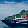 Boat Ticket First Class From Phuket To Phi Phi And From Phi Phi To Phuket By Join Ferry Boat