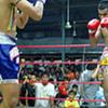 Evening Thai Boxing