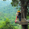 Full Day Morning Canopy Adventure Tour