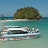 Half Day Krabi 4 Island By Speed Boat