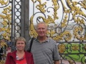 Pushkin,park and the Catherine Palace with the Amber Room Photos