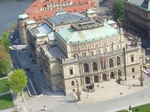 Sightseeing flight over the Prague city centre for 4 people Photos