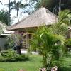 Balinese family in hearth of Ubud