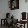 Ethnic Room in the Javanese Wooden