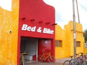 Hostel & Bikers Parador
