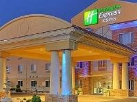 Holiday Express and Suites Tucumcari