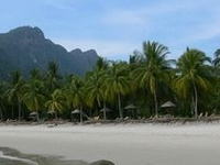 Mutiara Burau Bay Beach Resort