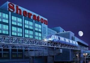 Sheraton Gateway Hotel in Toronto Int'l Airport
