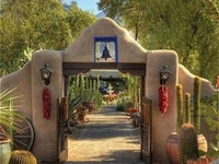 Hacienda Del Sol Guest Ranch R