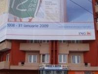 Das President Hotel Bucharest