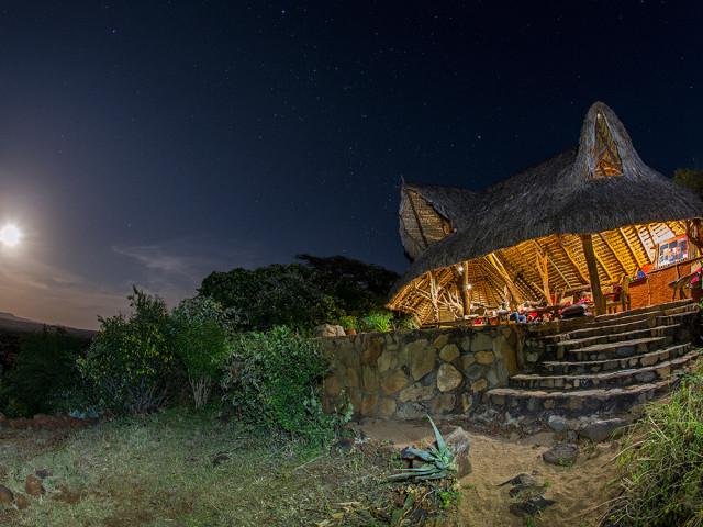 Star Bed, Wildlife & Maasai Culture Photos