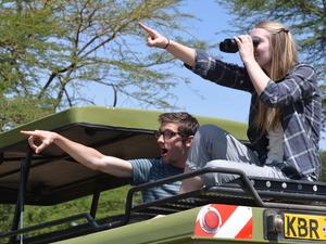Best of Kenya Deluxe Safari Photos