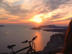 Santorini Romantic Sunset tour Photos