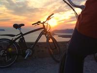 Santorini Sunset Ebike Ecobikesantorini
