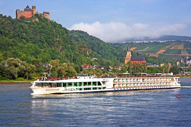 Scenic River Cruise Photos