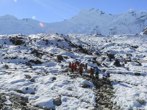 Mt. Everest Basecamp Trek Photos