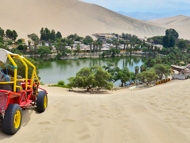 Full Day Ica, Huacachina, Ballestas Islands Photos