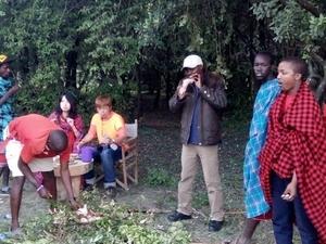 Masai Mara Safari Offer Fotos
